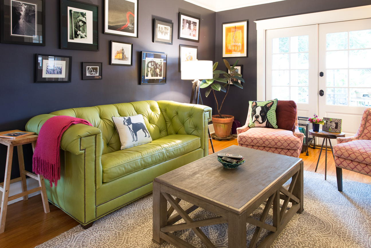 Home of Julie Harelson and Richmond Enright | Living Room Decor | Interior Wall Trends | Home Decor | Southern Home | Southern Style | Interior Design | Interior Decor | Wallpaper | Paint Colors | Home Decor Trends | Home Decor Ideas | Interior Decor Ideas | Paprika Southern