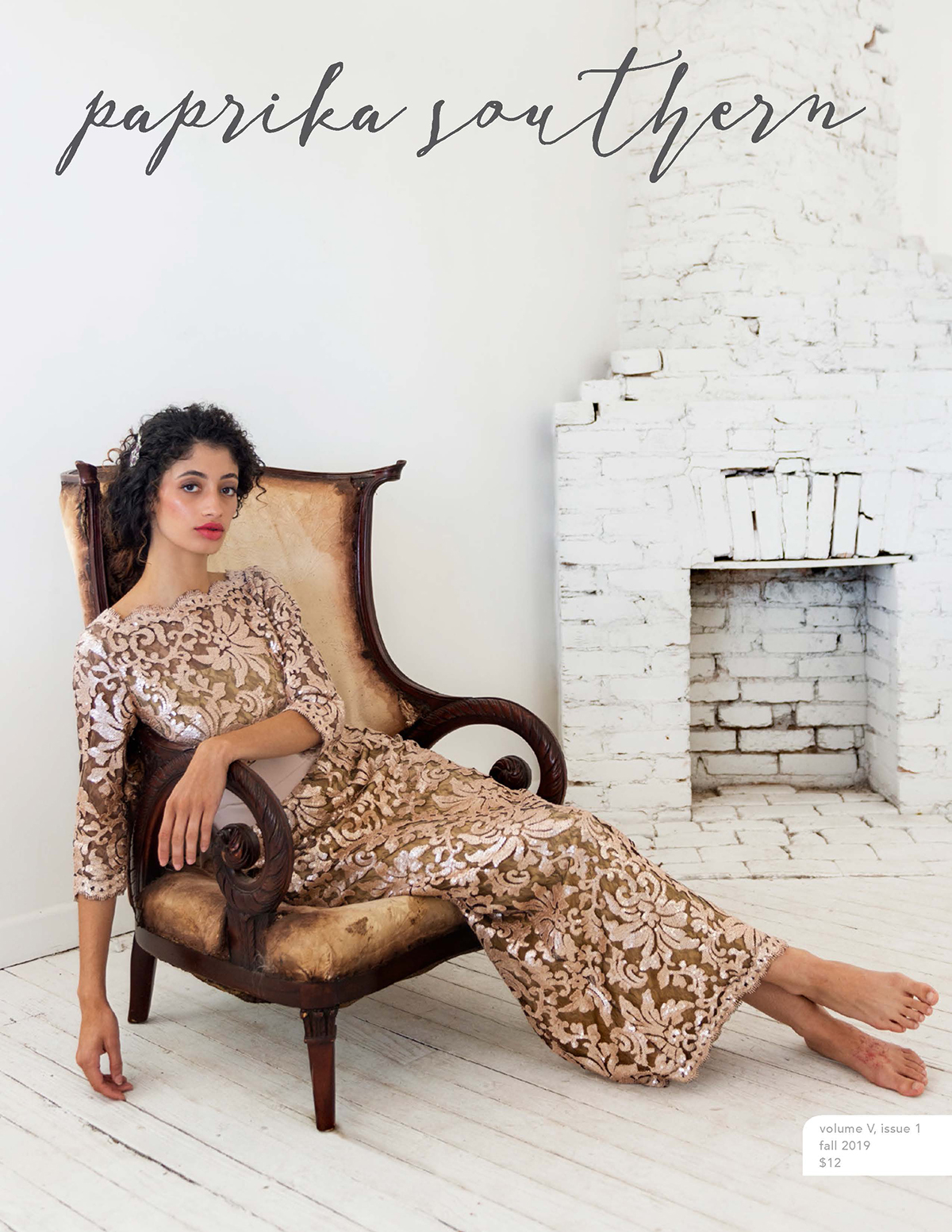 Paprika Southern Fall 2019 | Inspiration for Creative and Intentional Living | Small Batch Print Publication | Women's Lifestyle | Women's Fashion | Art and Lifestyle Magazine | Southern Lifestyle | Makers | Artists | Fashion | Home | Recipes