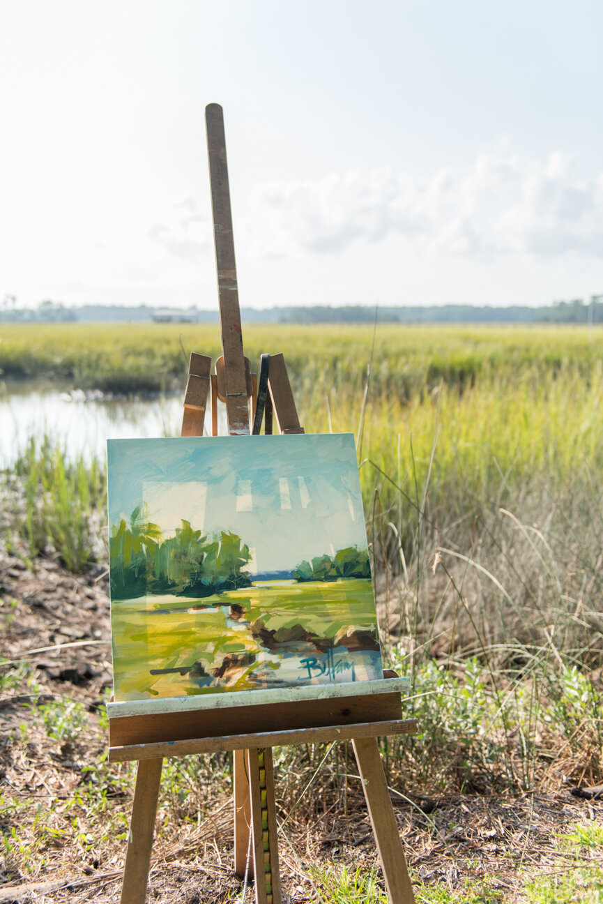Soulful and Storied   At Home with Bellamy Murphy   Southern Home   Home Decor   Coastal Home Decor   Interior   Interior Inspiration   Artist    Marsh   Home Decor Ideas   Interior Decor   Paprika Southern