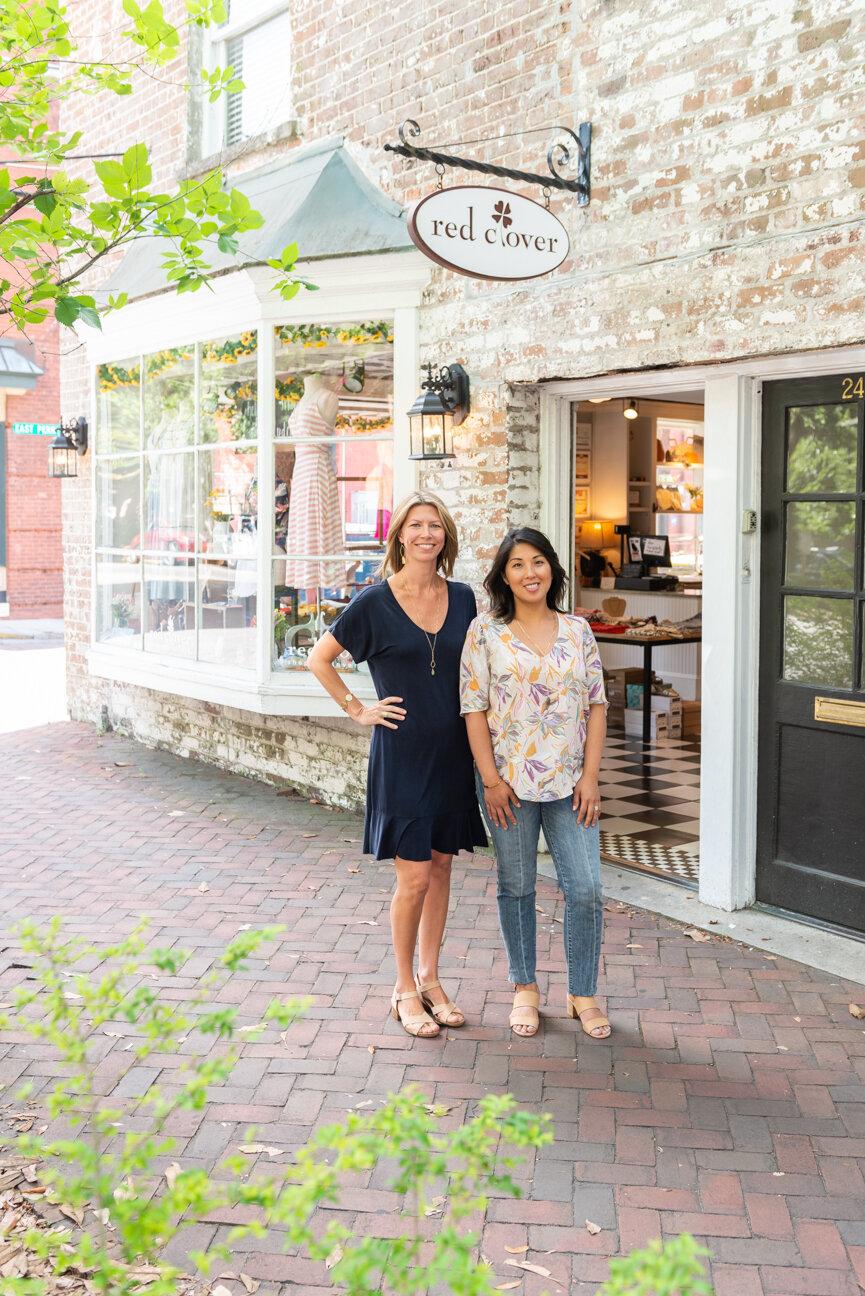 Red Clover   Women's Clothing Boutique, Savannah, GA   Women's Accessories   Retail Entrepreneurs   Creative Business   Paprika Southern