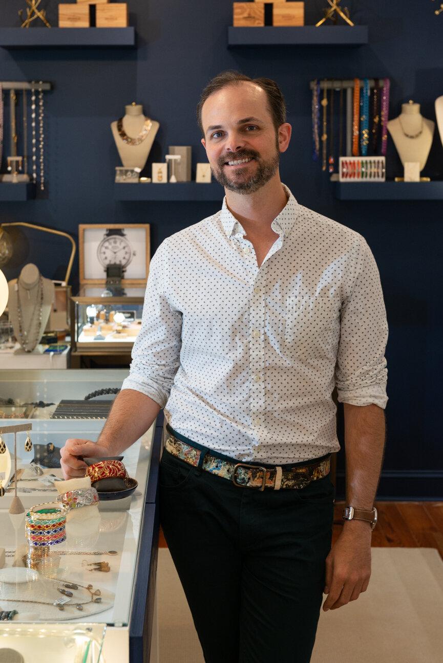 13 Secrets   Chad Crawford   Jewelry Designer, Savannah, GA   Handmade Jewelry   Women's Accessories   Paprika Southern