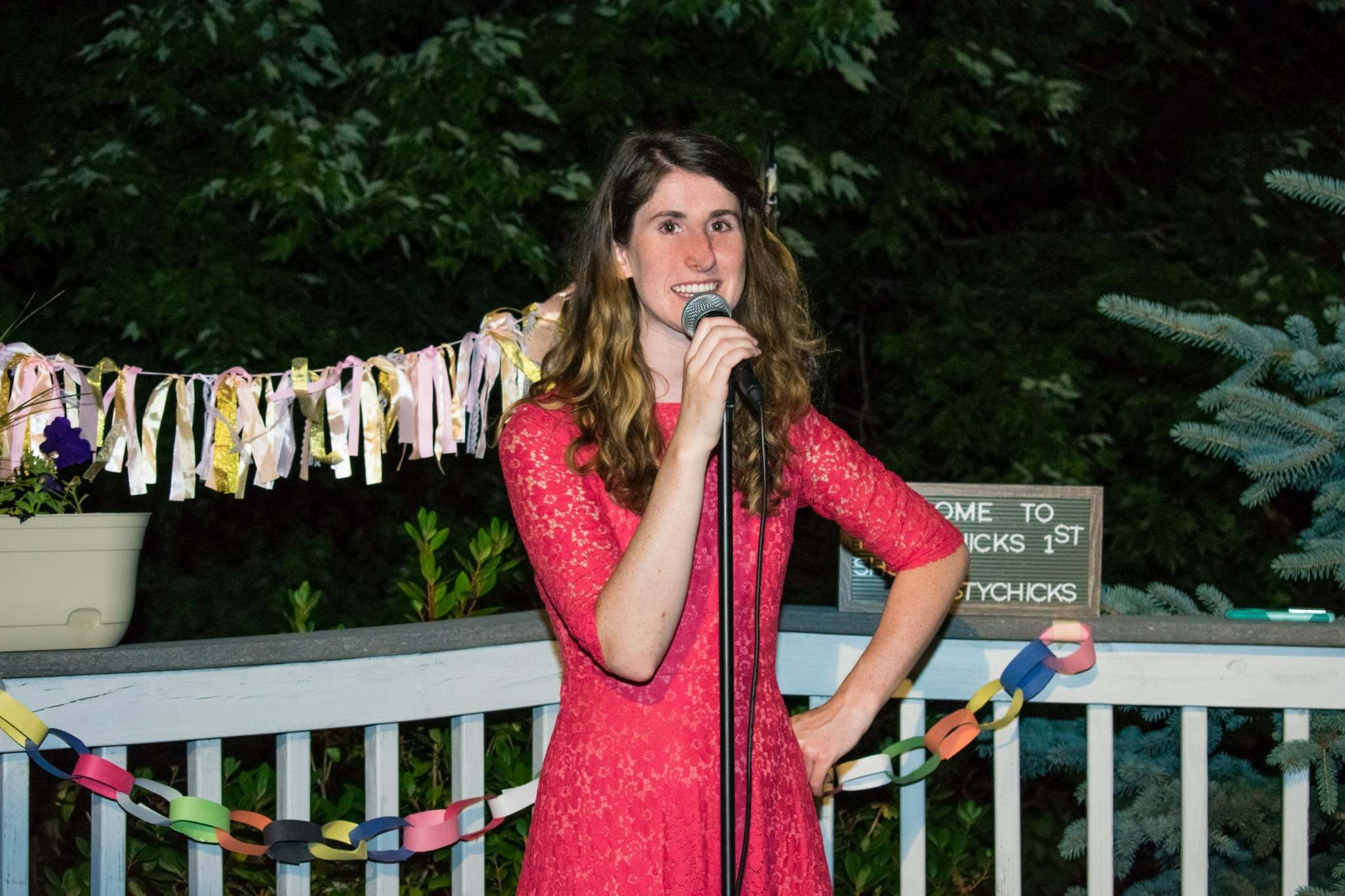 Pop-Up Comedy in July