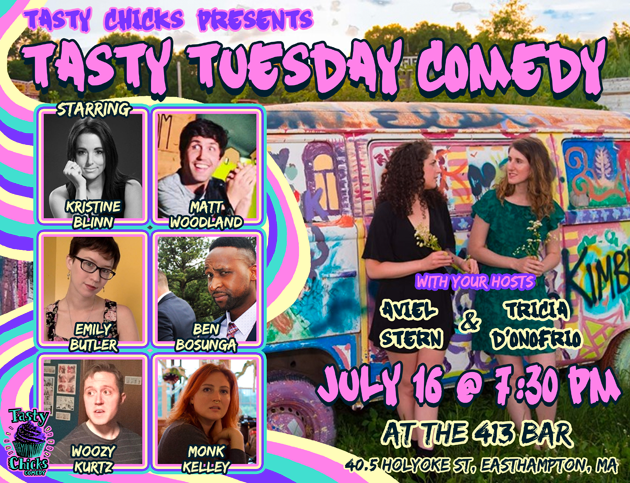 Comedy Showcase - Suggested Donation $7