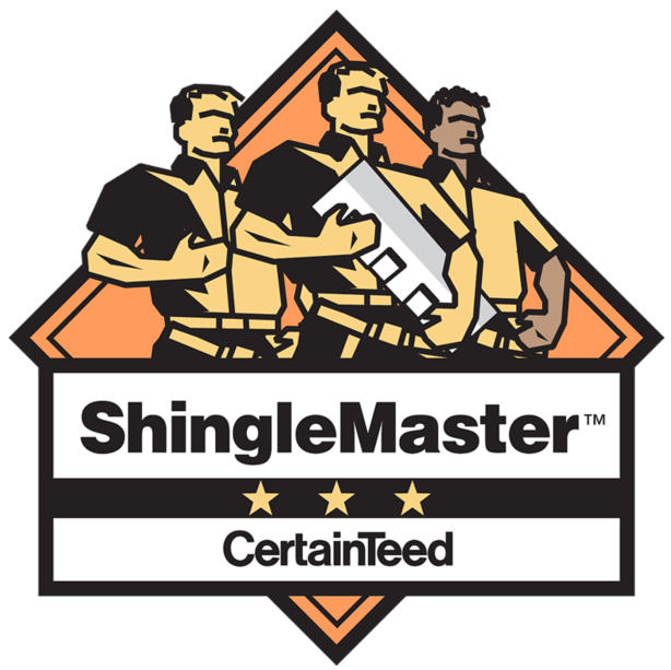 Certified Shingle Master