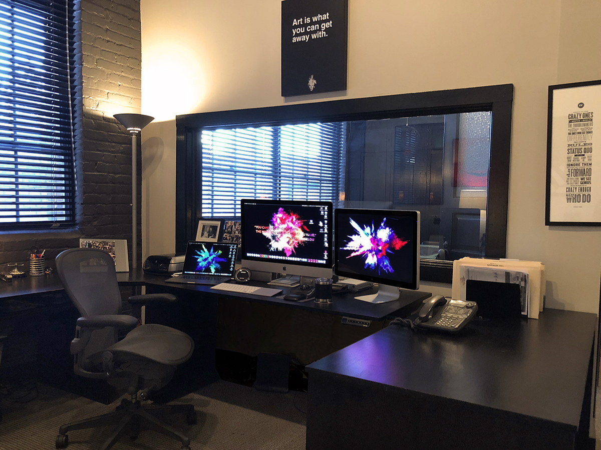 Creative Command Center -