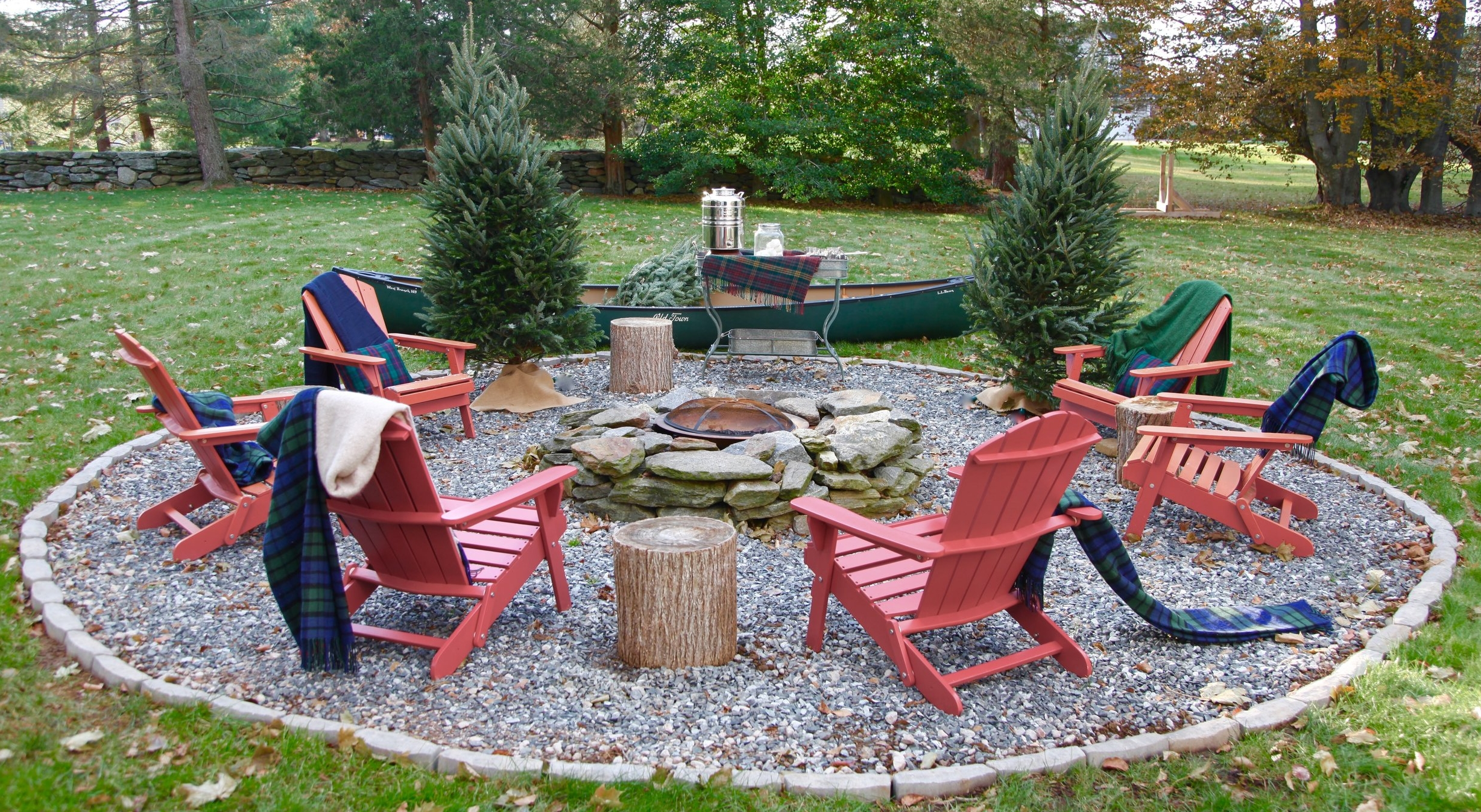 DIY: Fire Pit Bliss