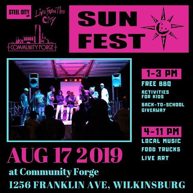 SUN FEST 19 ☀️ SEE YOU THERE 😁