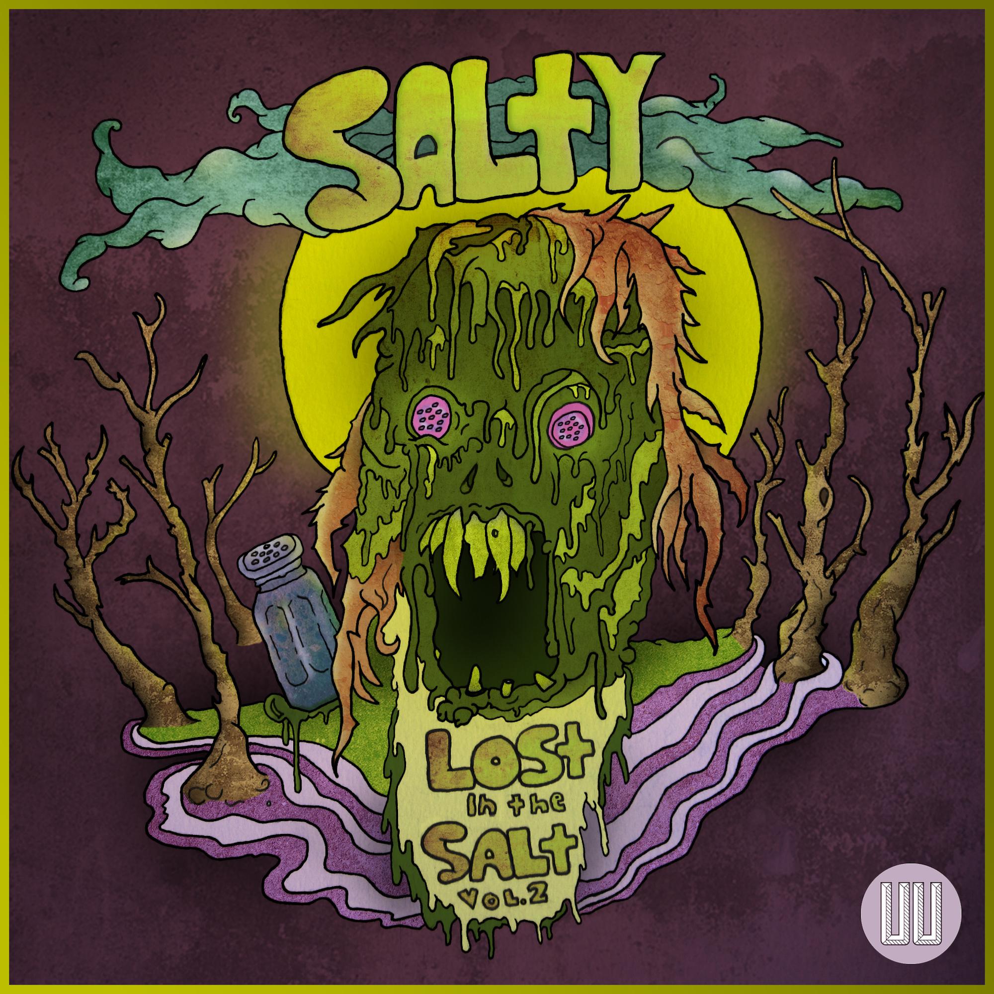 """Salty - """"Lost in the Salt, Vol. 2"""" [UU006]"""
