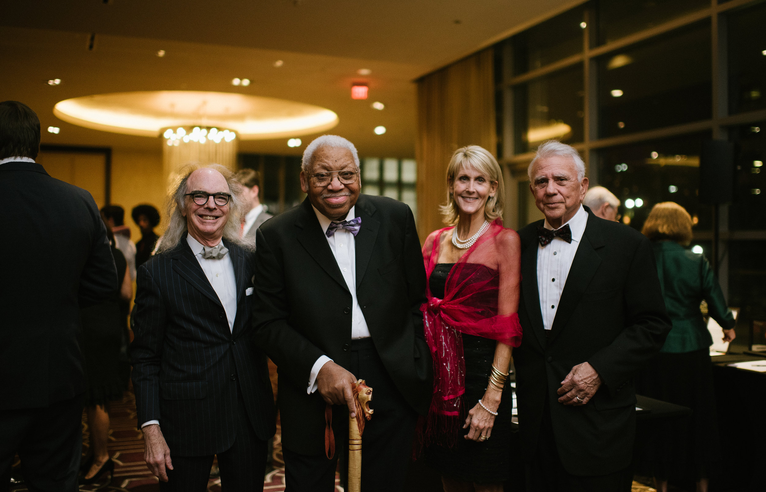 Photo from the 60th Annual Weiss Awards