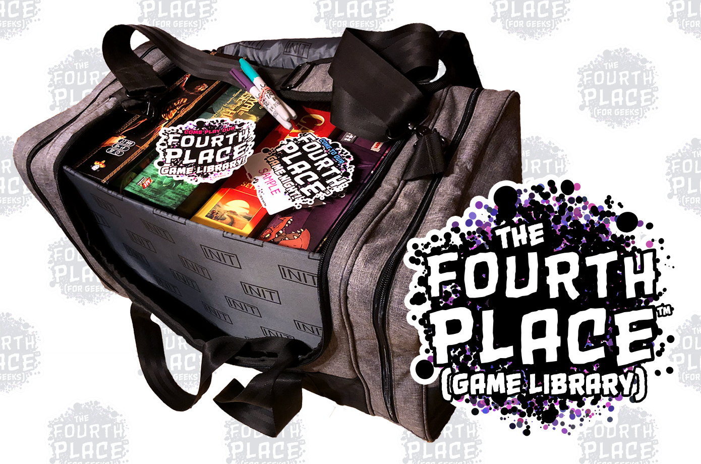 The Fourth Place Game Night in a Bag