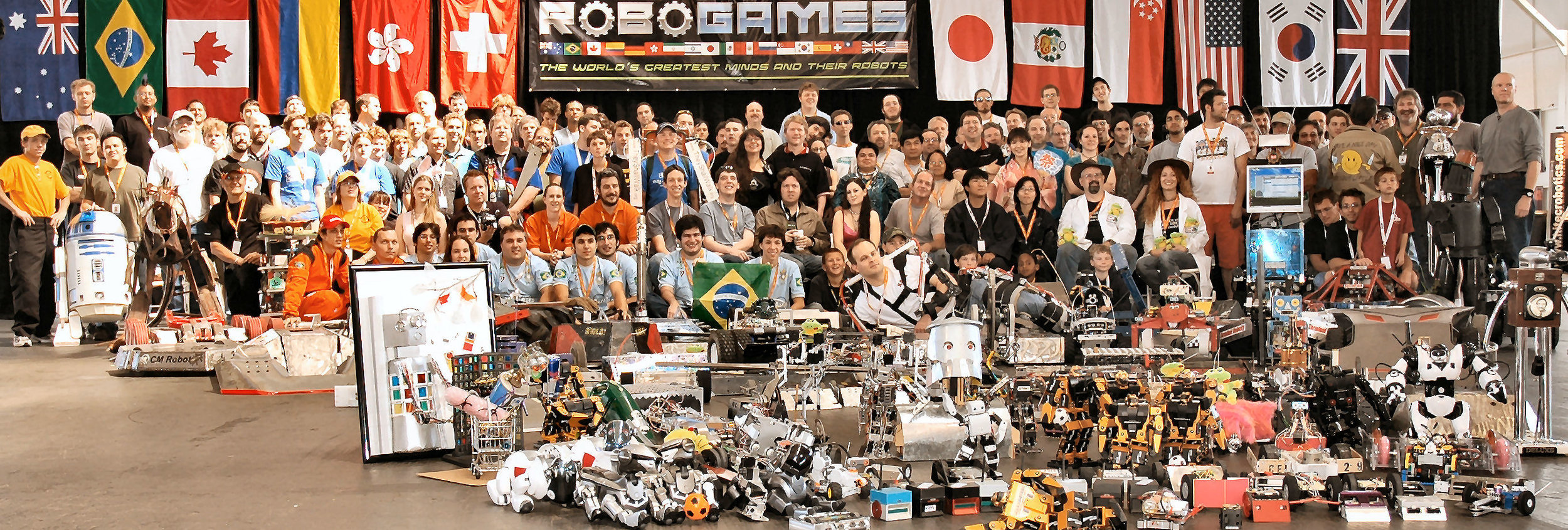 Image from robogames.net