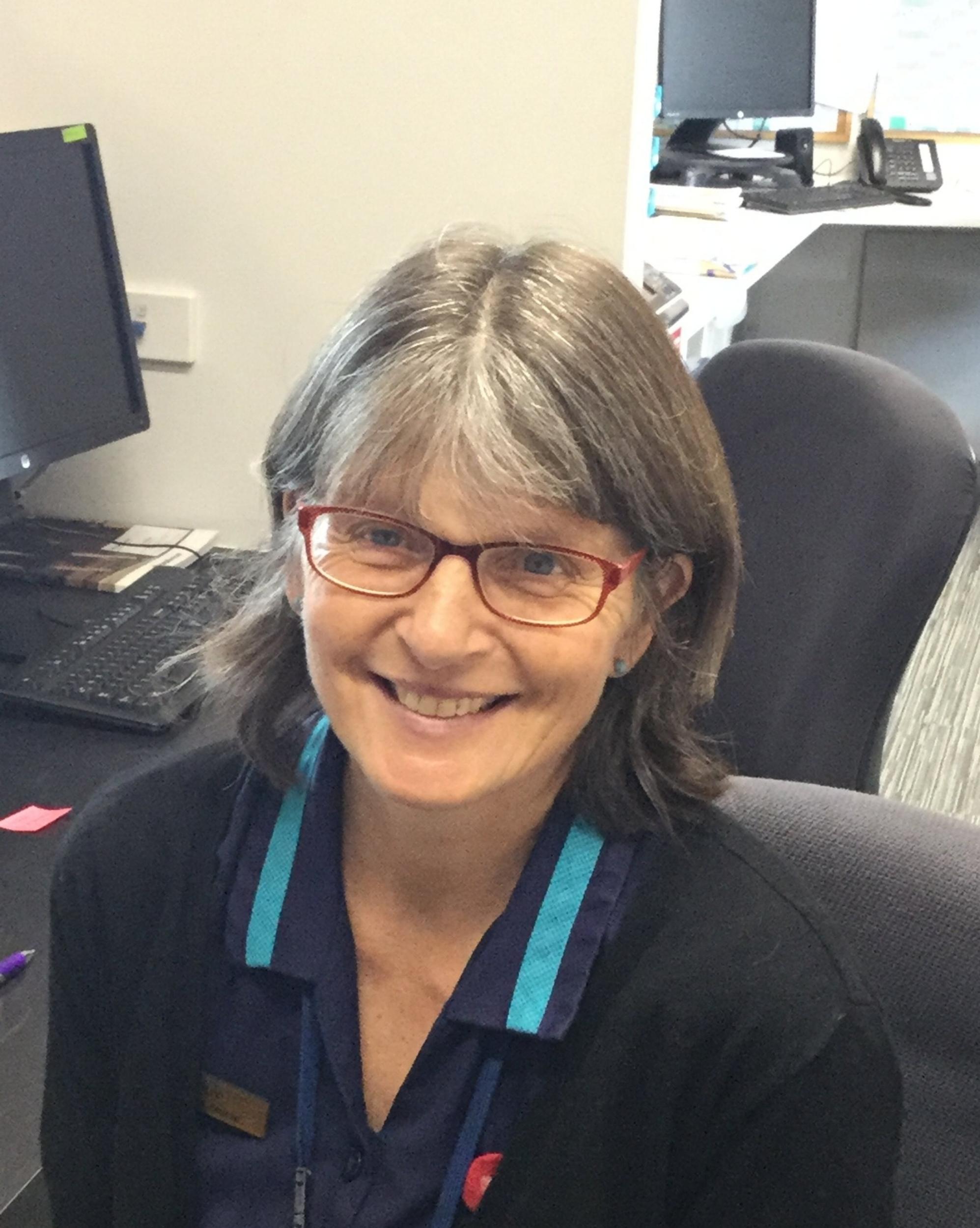 Practice Nurse, Libby McLaren