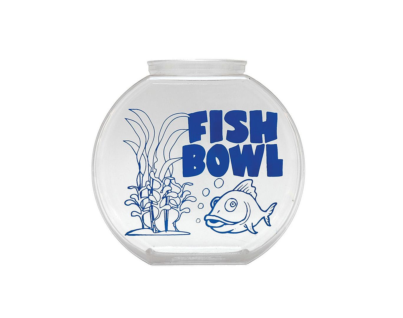 64 OZ FISHBOWL