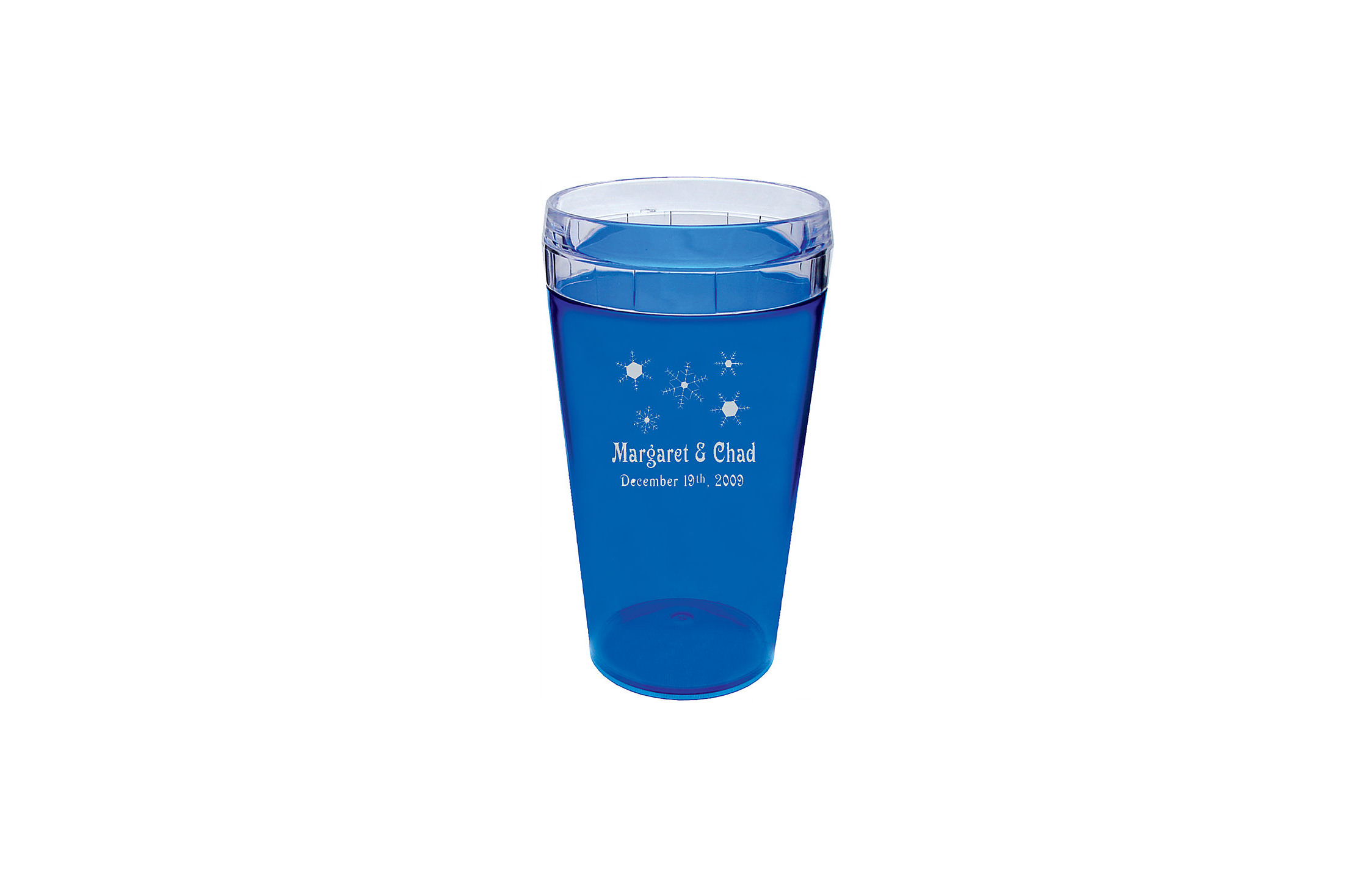 20 OZ PLASTIC GLASS
