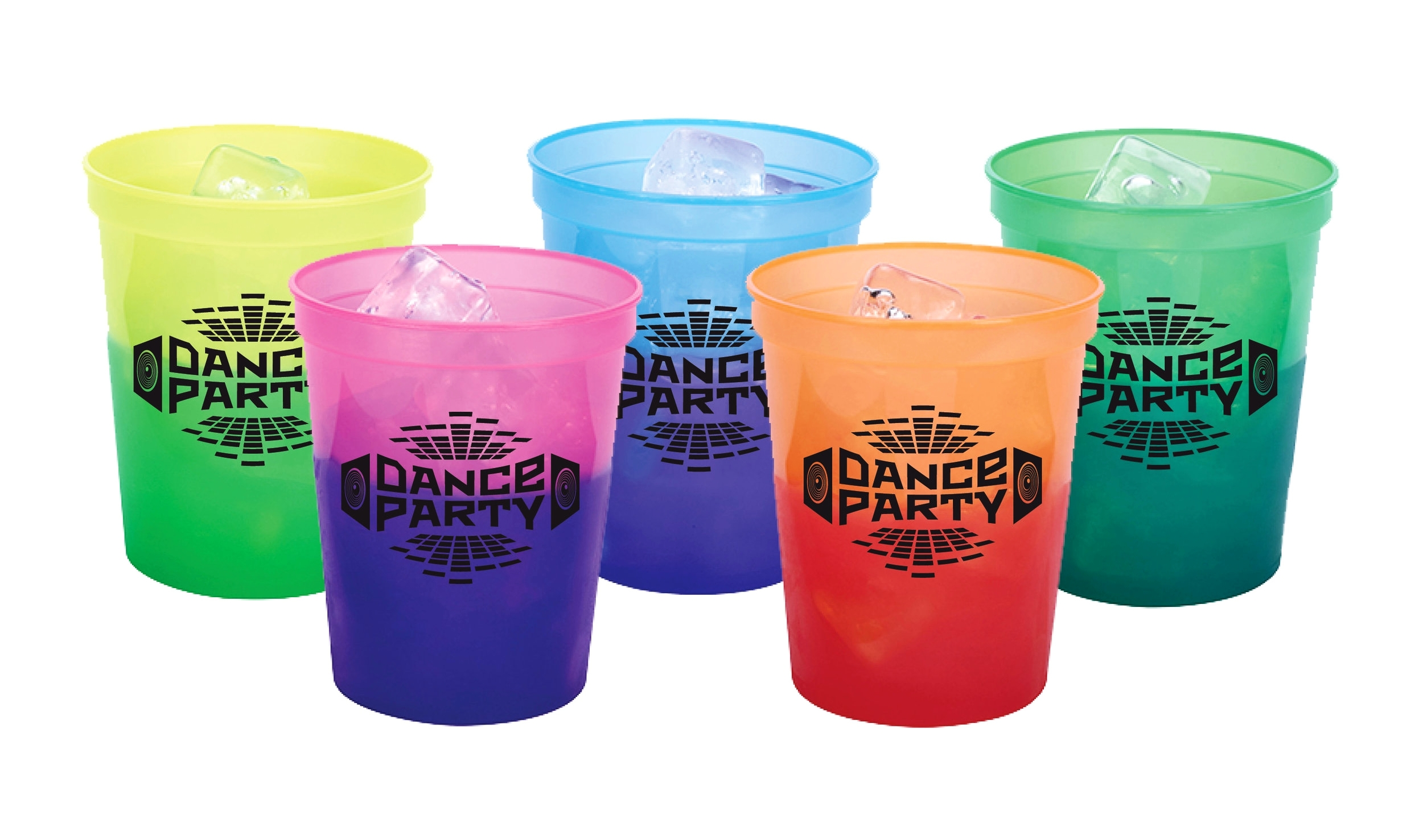 COLOR CHANGE CUPS
