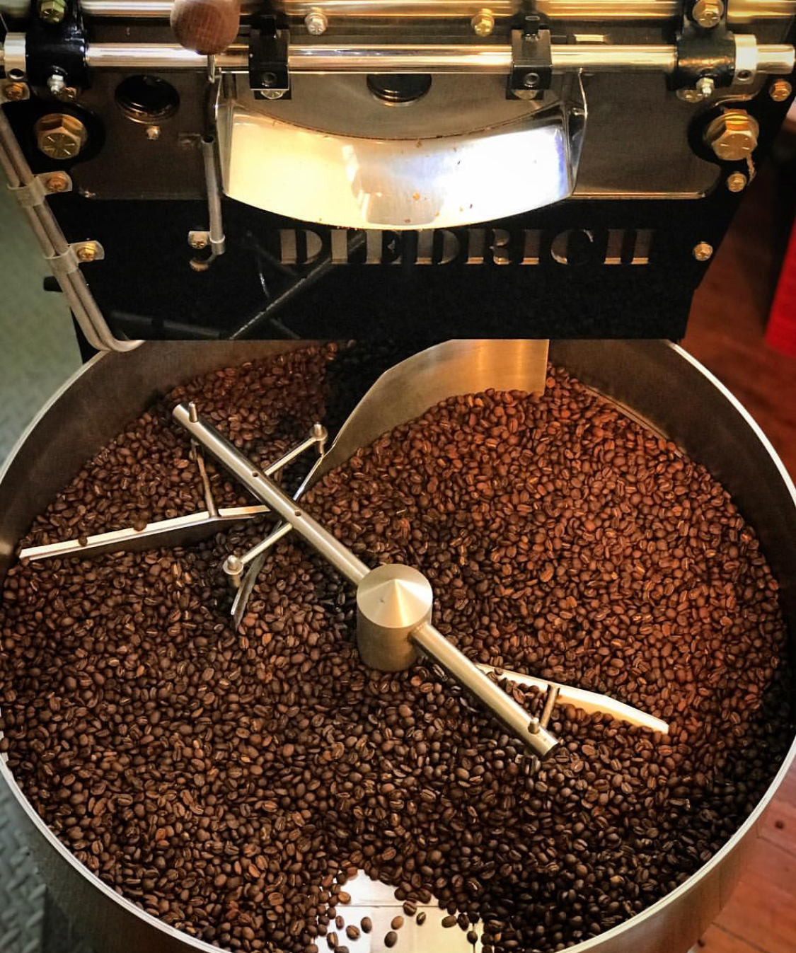 - fresh roasted daily in-house