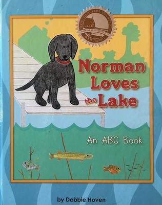 Norman Loves the Lake by Debbie Hoven  Published by Beaver's Pond Press