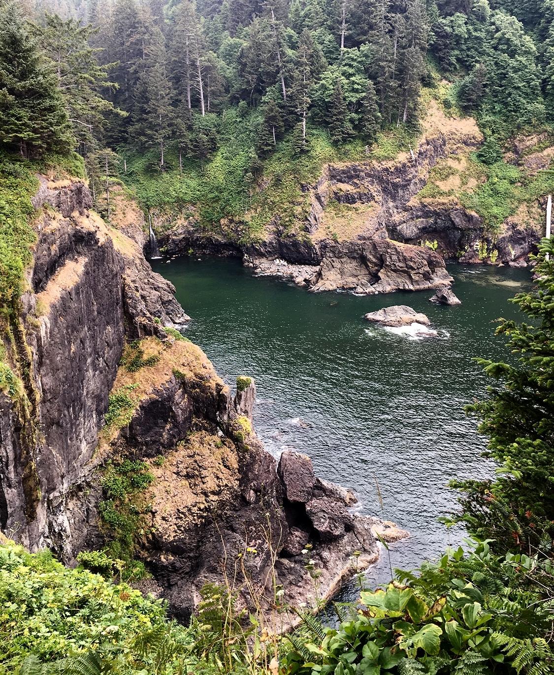 Hart's Cove, Neskowin, Oregon