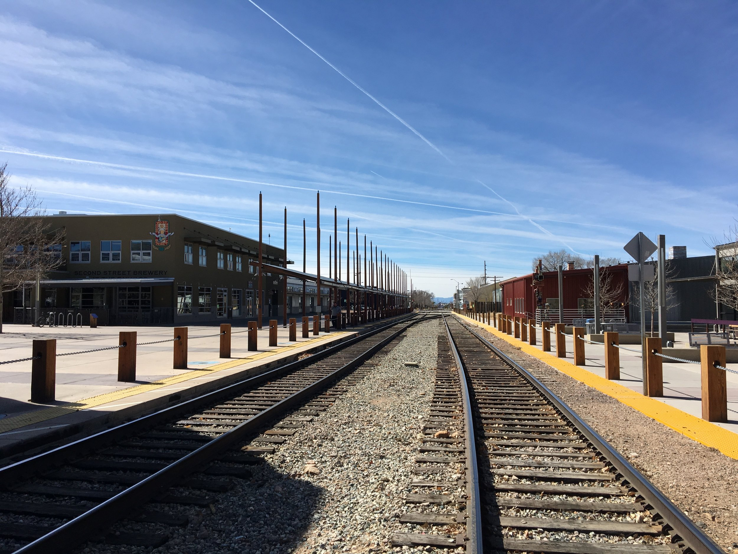welcome to - the railyard