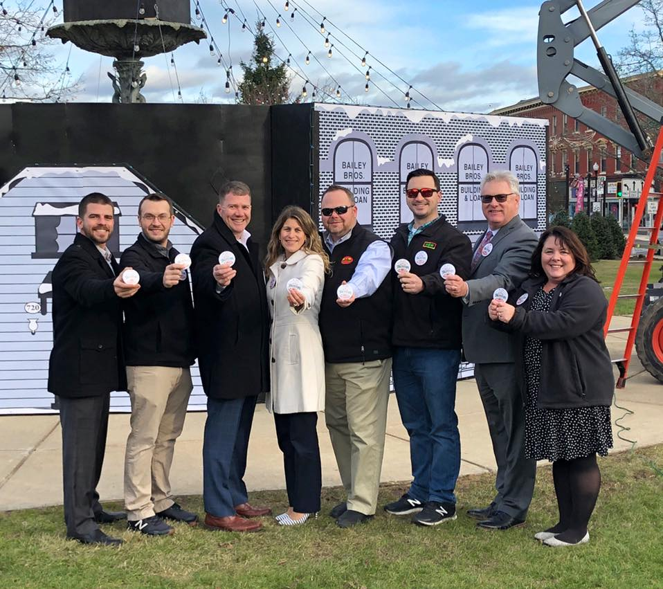 Taunton Lights On Festival - December 1, 2018 - CAC was a proud sponsor of the 2018 Lights On Festival in downtown Taunton, MA.