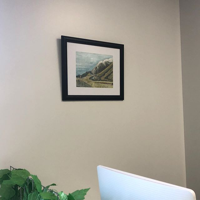 We are loving these new paintings from @donna.coster.art that are now on display in the office! These are all local paintings and there are more to come! Pop in and have a look, they are all for sale 🖼 🚀 🚀 🚀 🚀 #nichesharedspace #coworking #sharedspace #rangiora #northcanterbury #community #collaboration #artwork #paintings