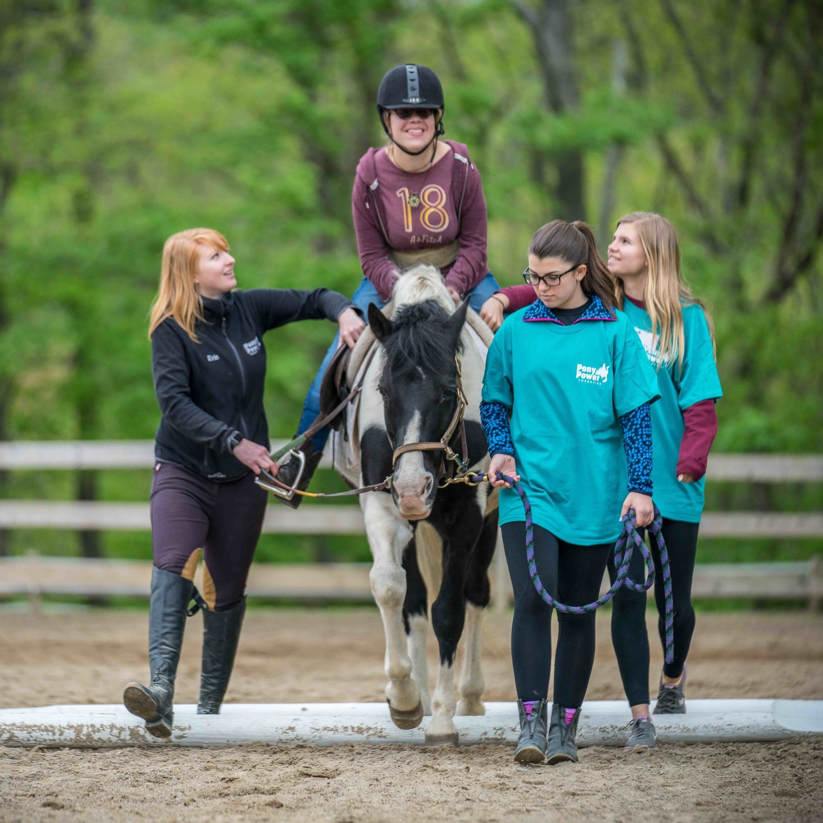 Participate - Discover our riding, horse-assisted learning, after-school and summer programs.