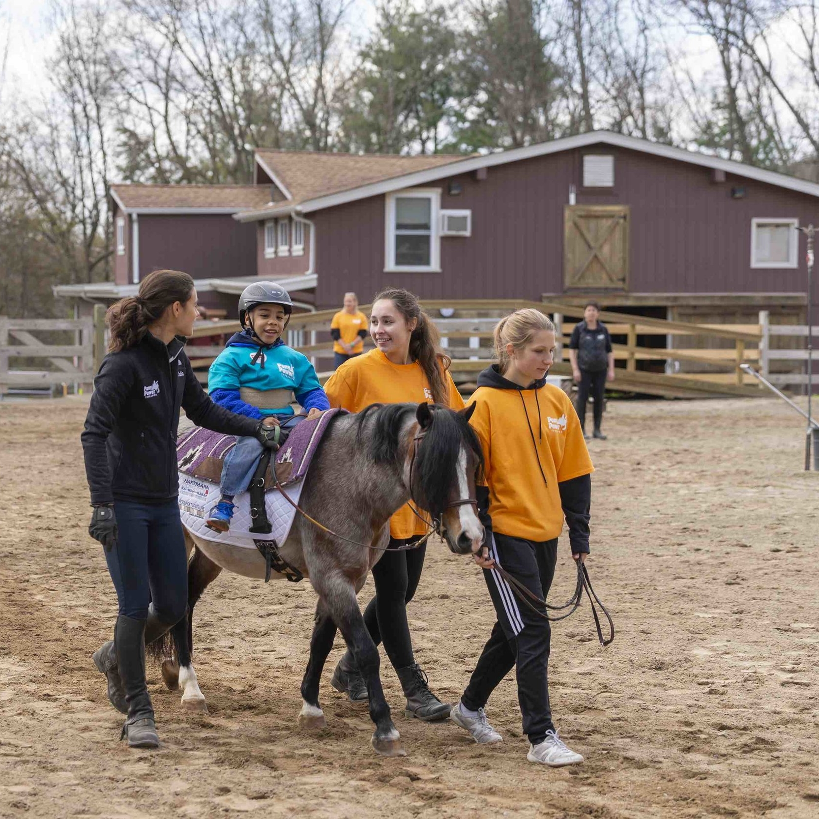 Donate - Make a meaningful gift today. Support our participants, ponies and programs.