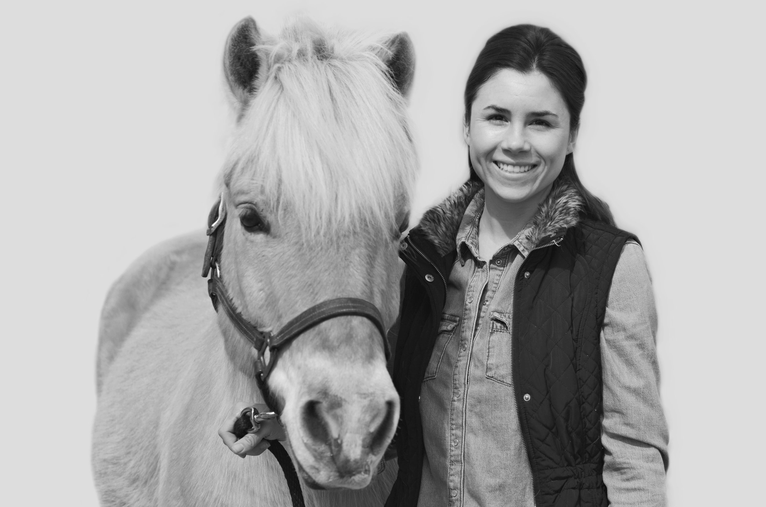 Kristin's love for horses started at a young age. Most of her free time was spent riding, teaching lessons, and volunteering with her stable's therapeutic riding program. She earned her bachelor's in equine business from Delaware Valley College. After college, Kristin worked in the corporate world for several years, but always felt that something was missing. She started at Pony Power in the spring of 2019 and is loving her time here working with the horses and the volunteers.
