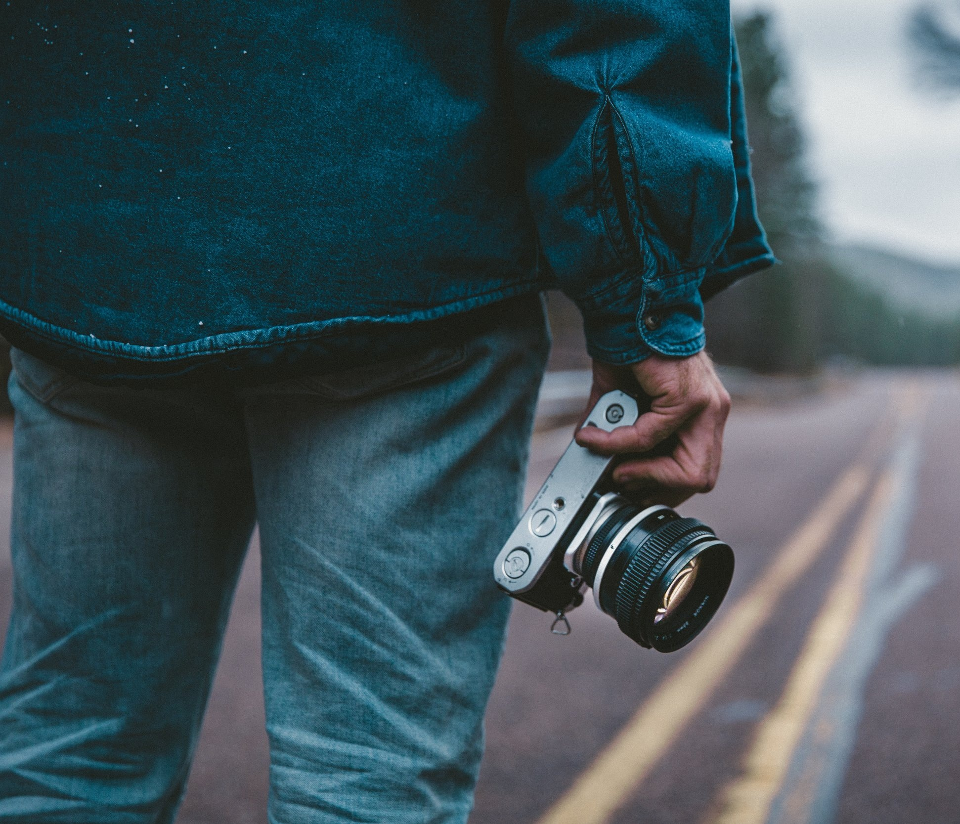 Photography Adventure - Digital photography class with a local expert