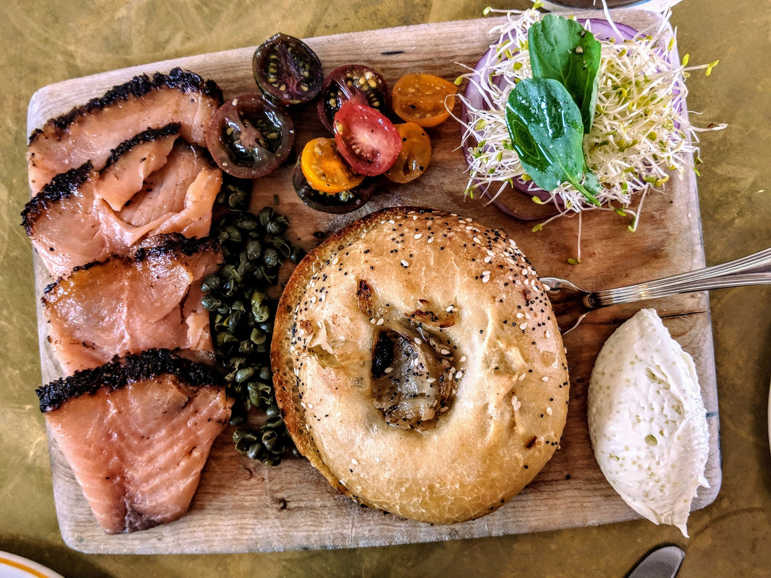 The Appetizing Board at June's All Day