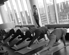 Yoga + Meditation - Private, group and corporate classes for adults and teens taught to all experience levels, from beginners to experienced yogis (including prenatal).