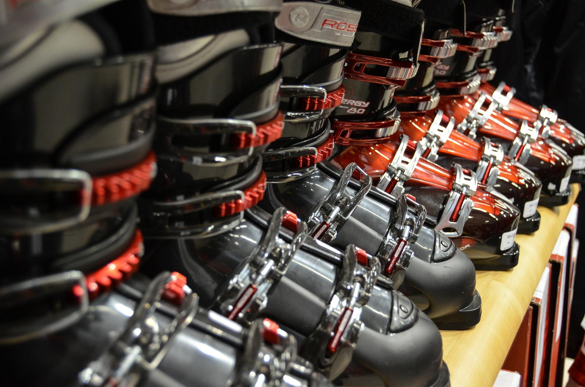 Ski boot hire