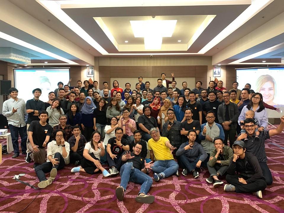 ICUBE's Annual Meeting 2019 kali ini dihadiri oleh 85 peserta dari seluruh divisi (Senin,1/7/2019).