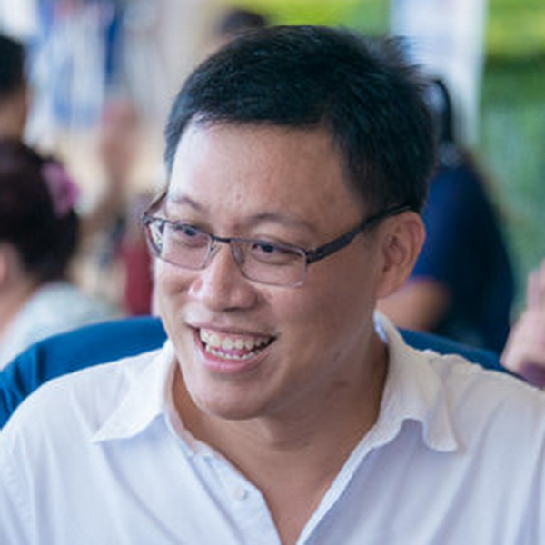 Ditapong Boonsong - Vice Chairman
