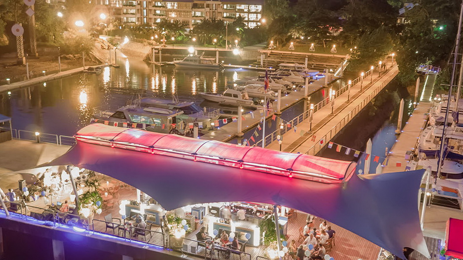 Grow Boating Networking Evening 2nd of August 2019