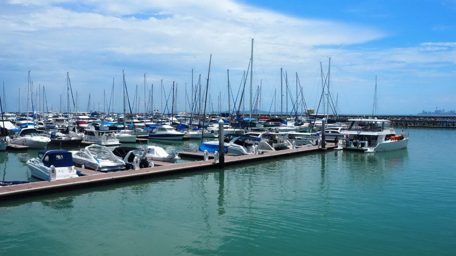 Thai interest in yachting reaches high tide