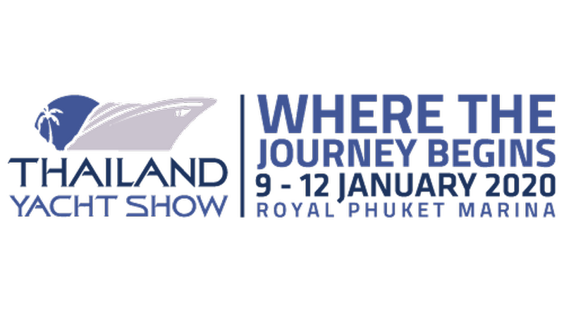 Thailand Yacht Show 9th to 12th January 2020