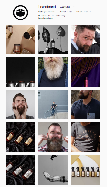 beardbrand instagram