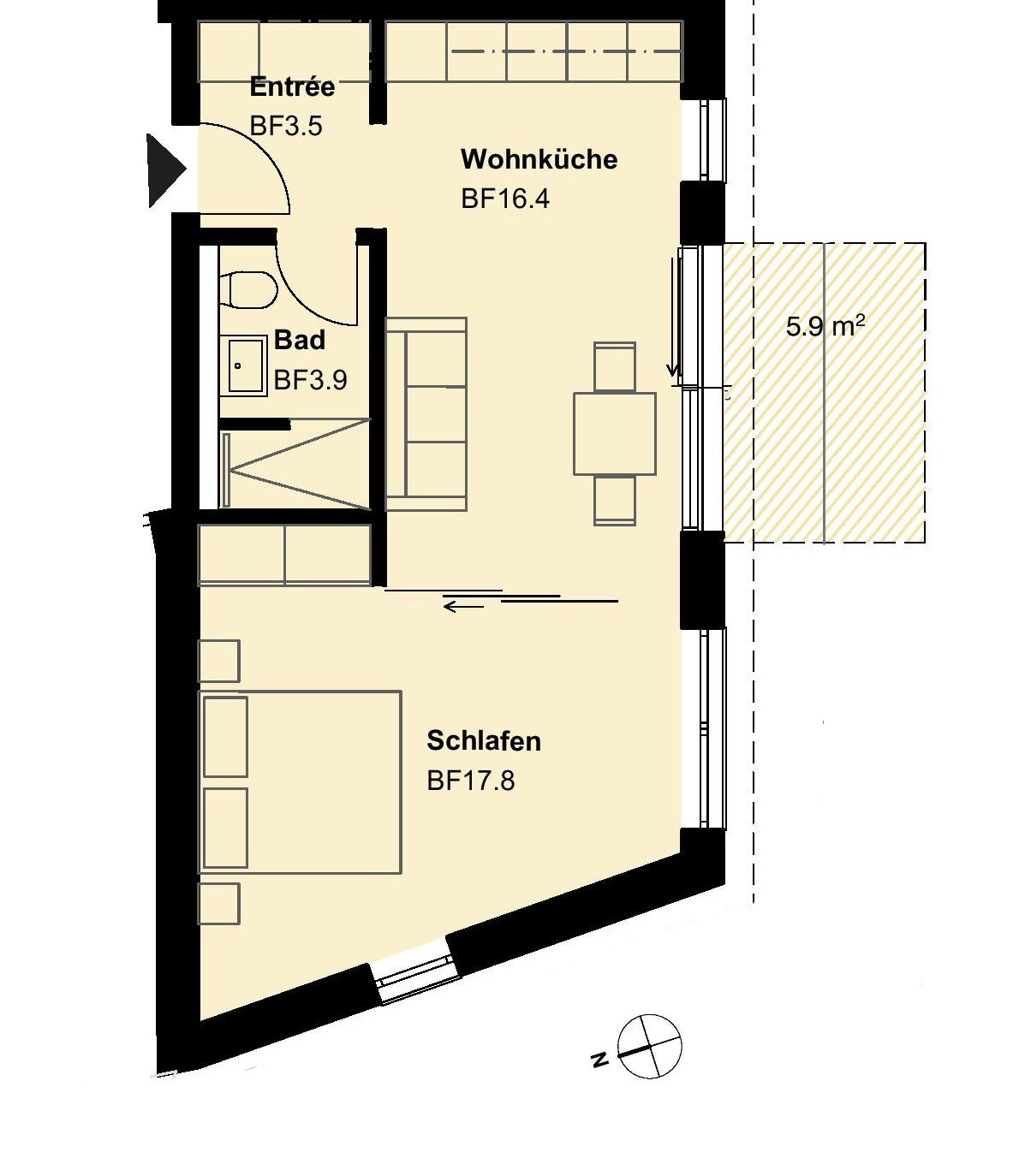 1.5 Zimmer_Typ12_B4_C4_43.5m2_29.06.18.jpg