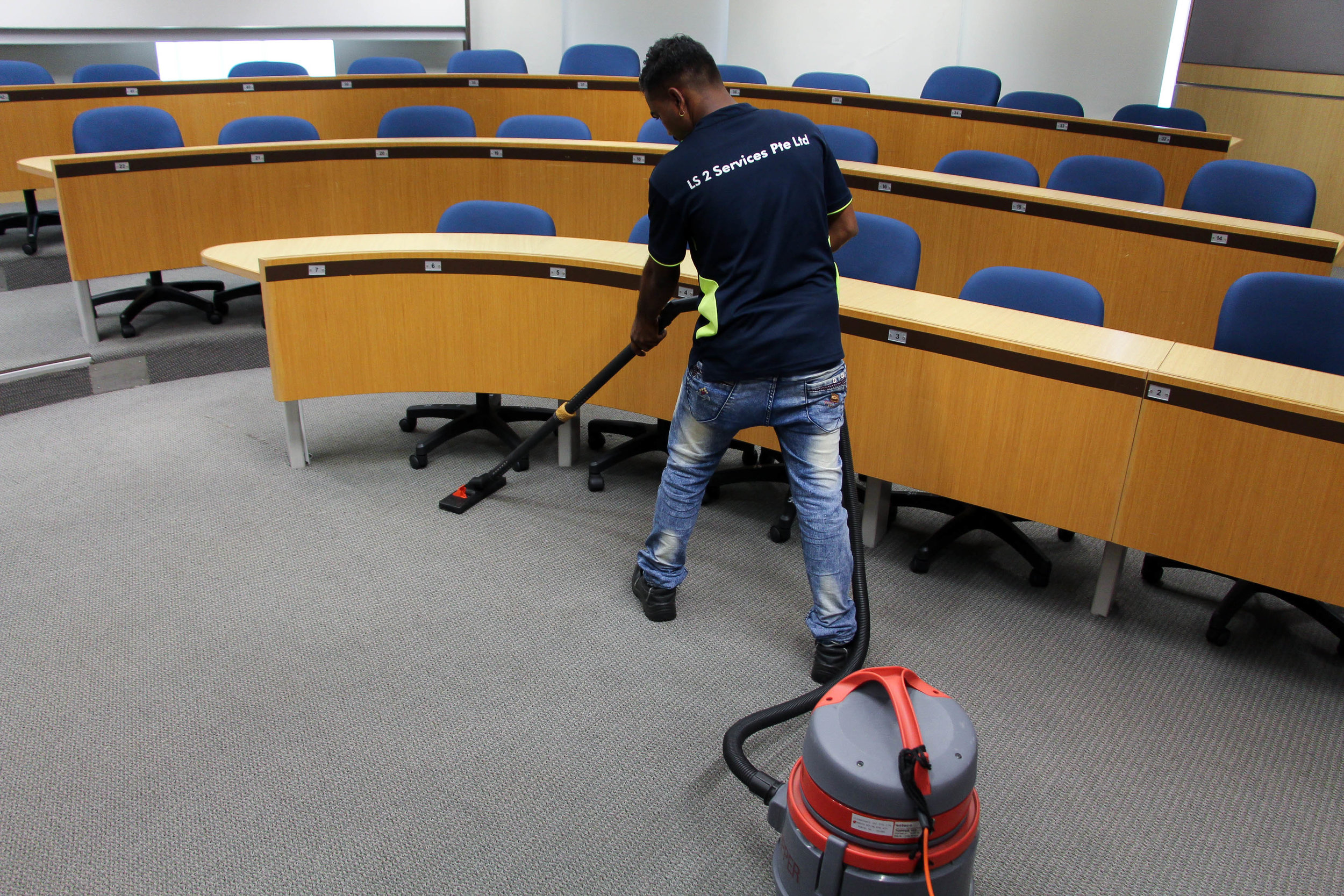 Commercial Cleaning SMU