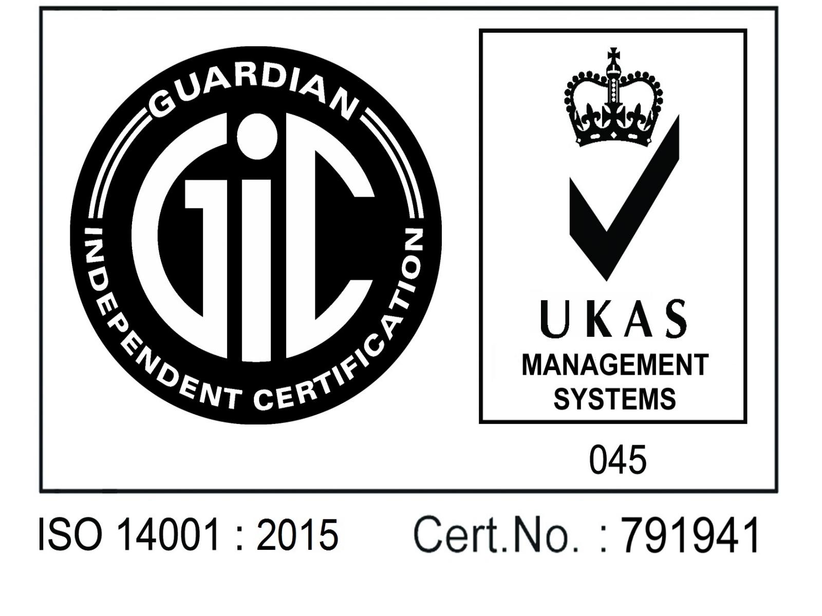 ISO 14001- ENVIRONMENTAL MANAGEMENT -