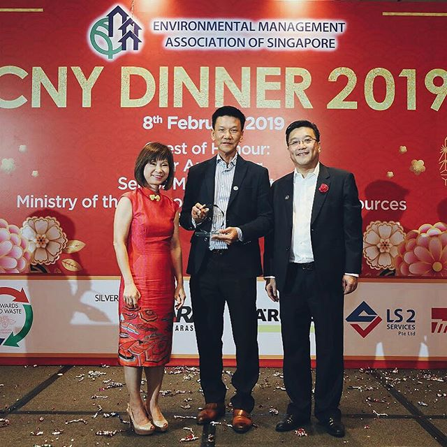 A proud sponsor of the EMAS CNY Dinner 2019 🌟