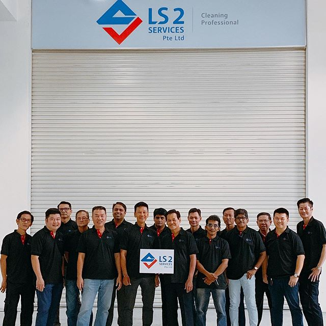 Presenting to you ... LS 2 Operations Management Team 🌟 Donning our newly debuted Management Uniform, we are ready to take the world by storm 🌍