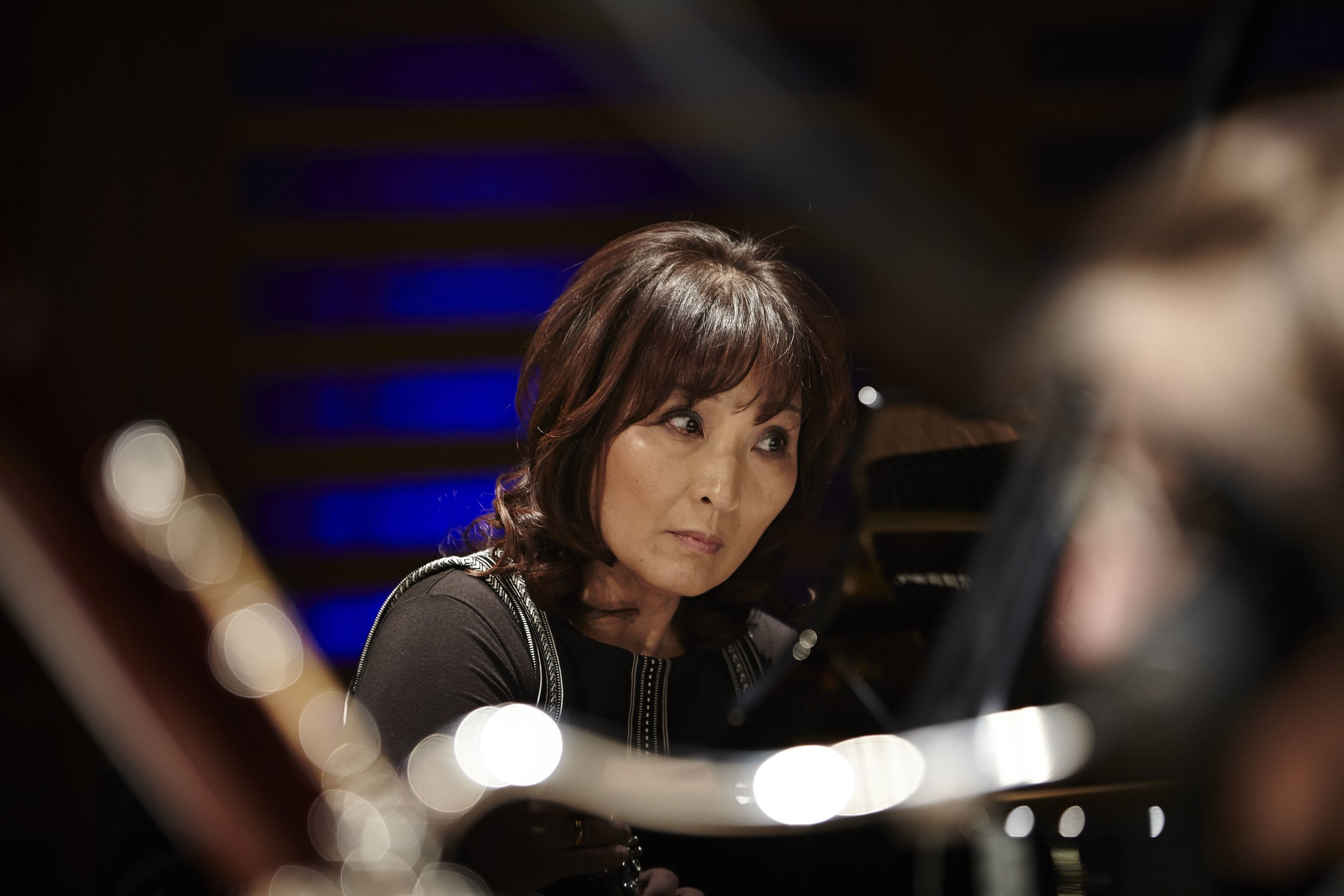 Reiko Fujisawa (credit: Kim Watson)