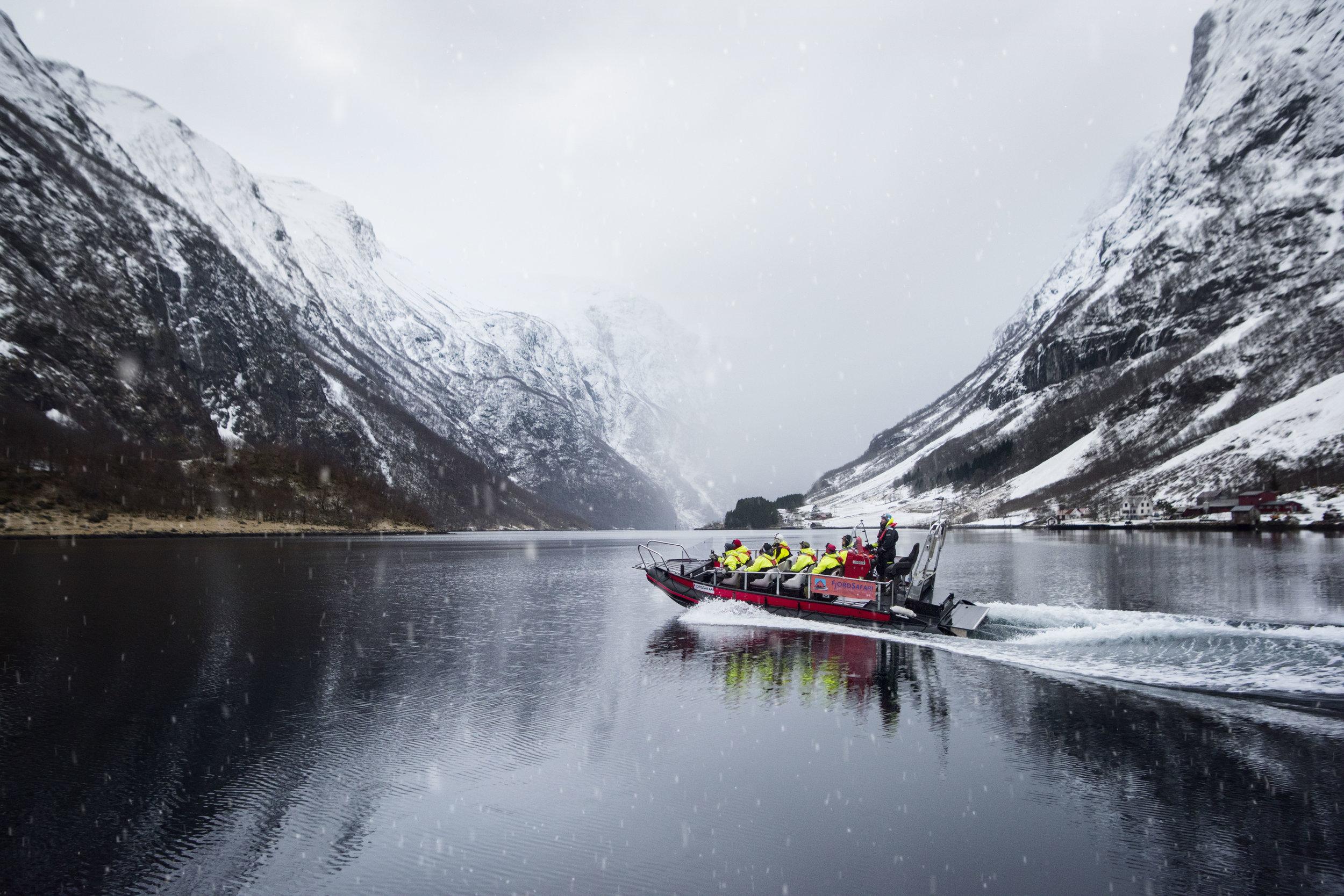practical information - Period: November 1st. 2019 – March 31st. 2020Time: 11:45 - 14:15 (meet at 11:15)Dinner: between 18:00 - 20:00 in Ægir BrewPubPrice: NOK 1245 pp. incl. FjordSafari and Ægir Viking Plank