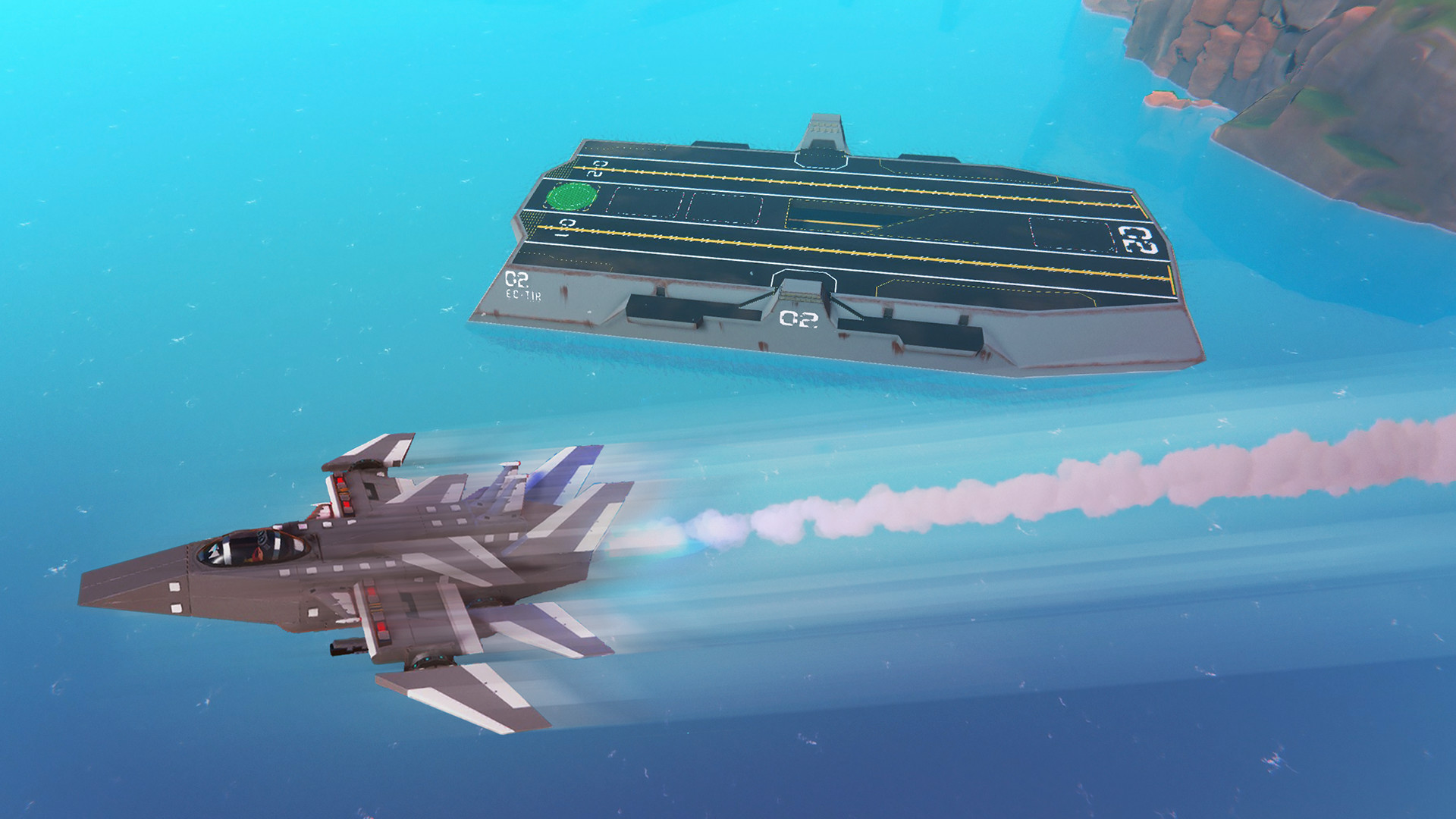 This is one of the large assets I made for Trailmakers, the  Expedition Carrier Tir .