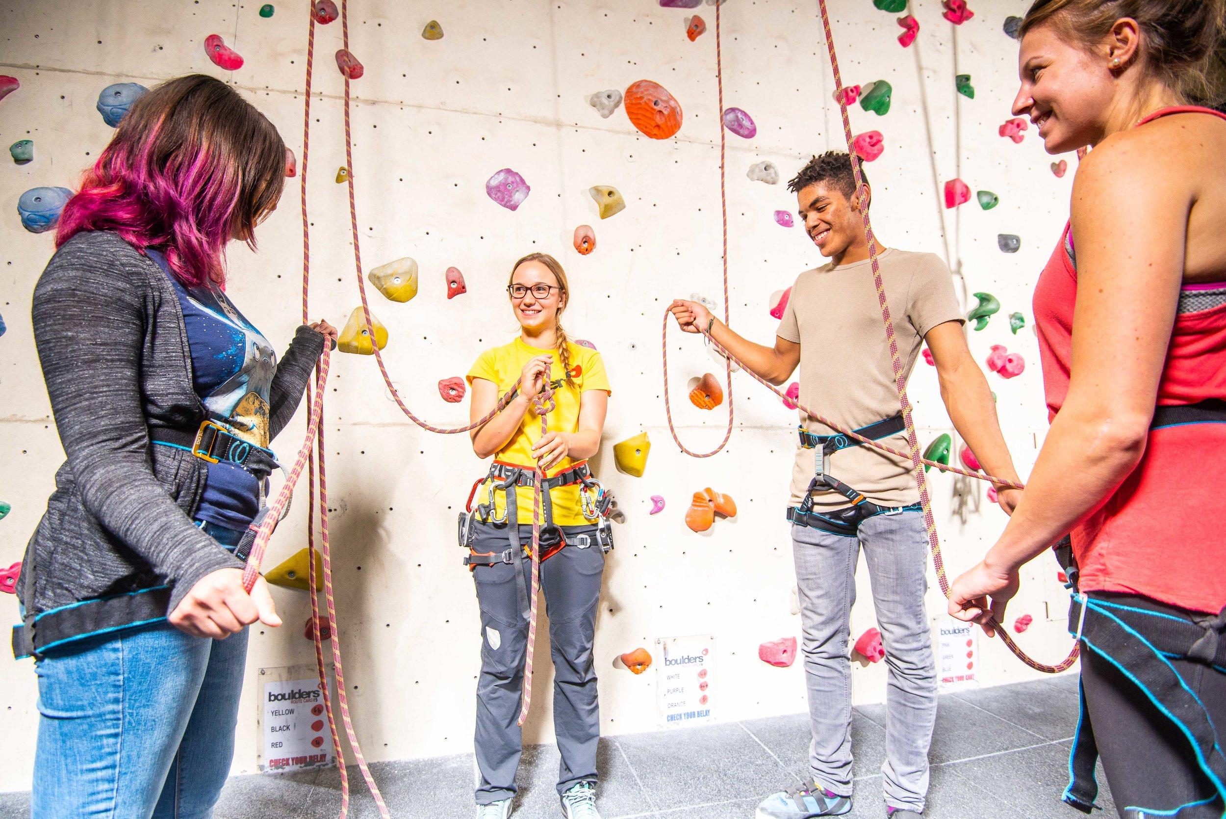 Learn to Climb -