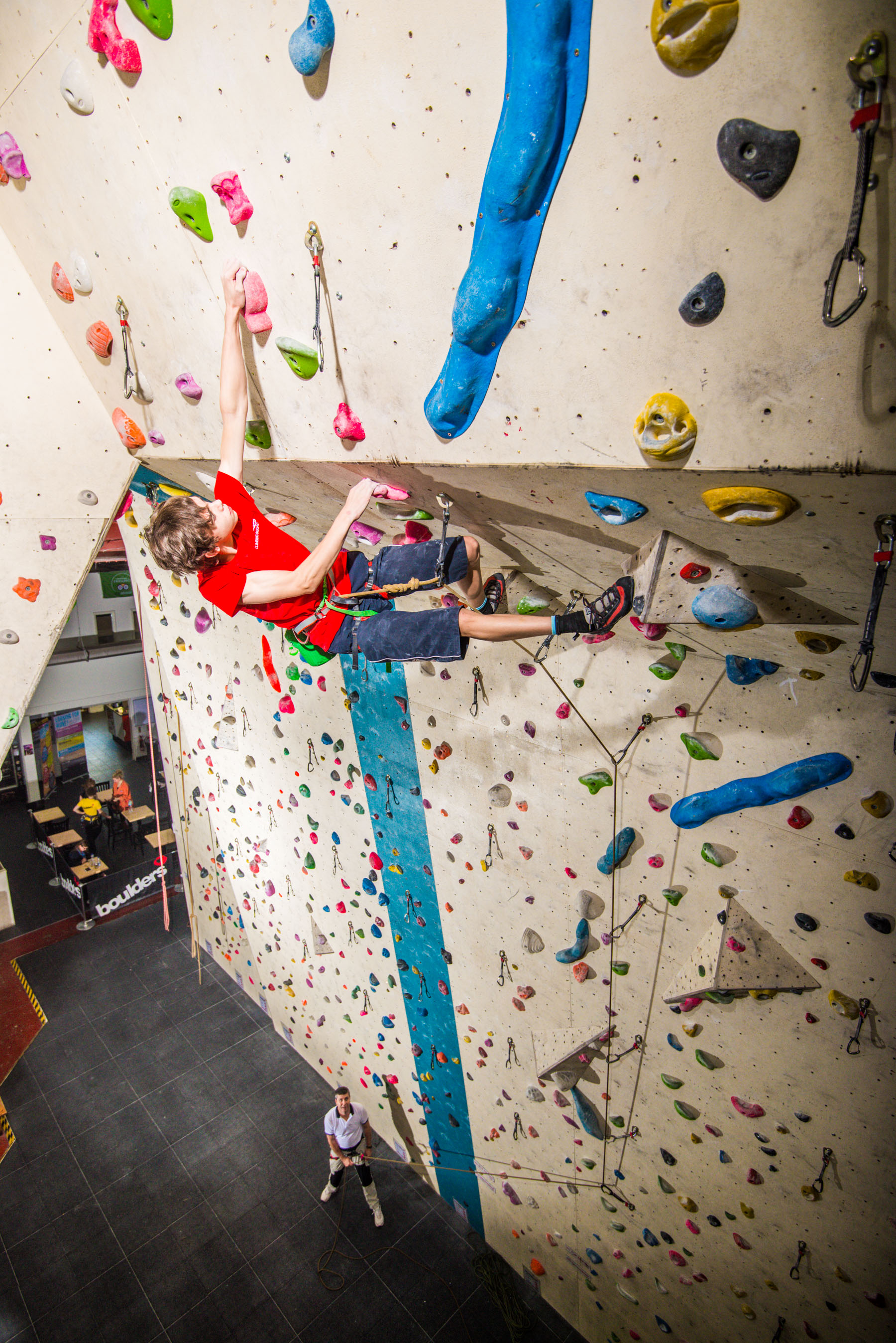 Cardiff East - climbing & bouldering