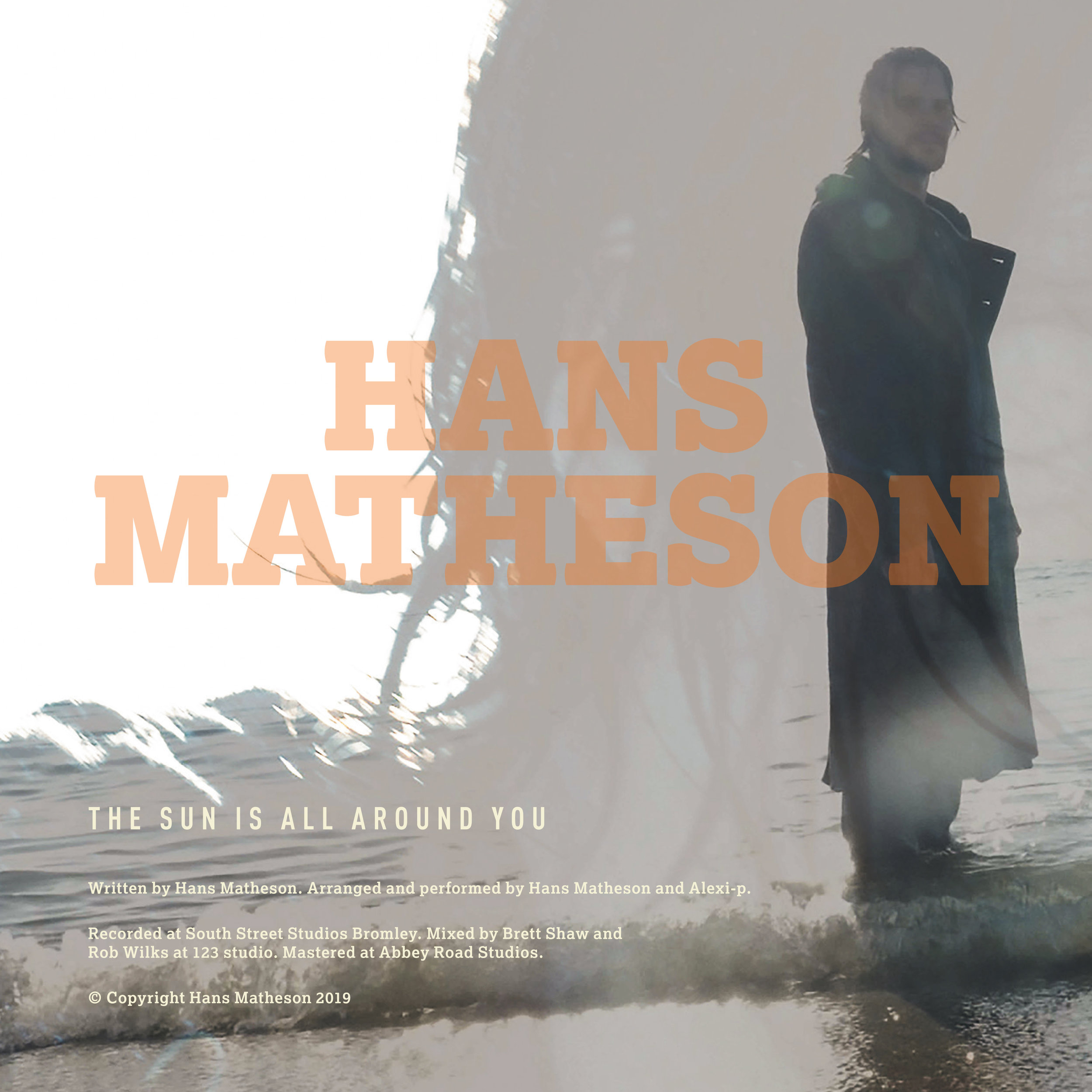 Hans Matheson - The Sun Is All Around You - Songcast cover image.jpg