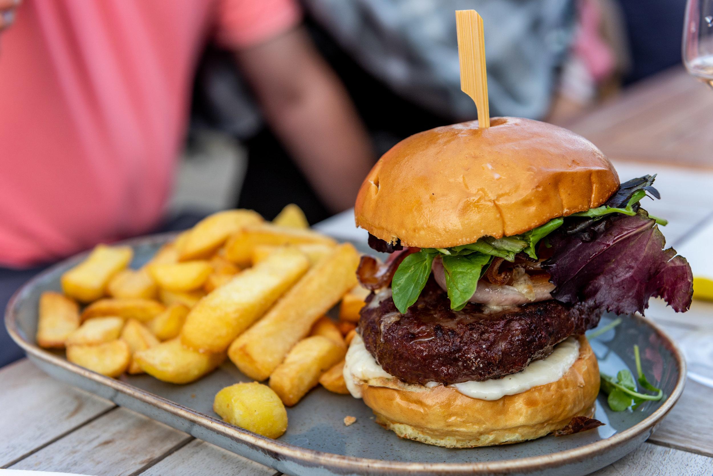 Fynn Valley Classic Beef Burger